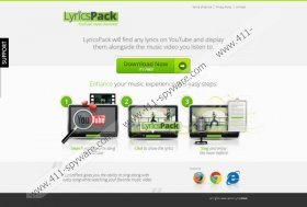 Lyricspack Ads