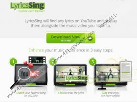 LyricsSing Ads