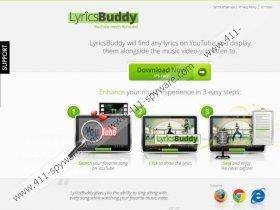 LyricsBuddy