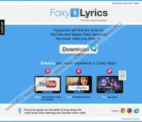 FoxyLyrics ads