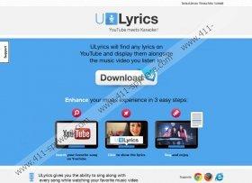 Ads by ULyrics