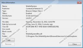 WebAdSystem