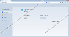 Skywebber