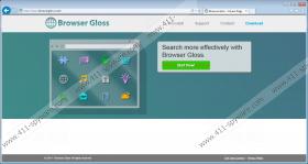 Browser Gloss