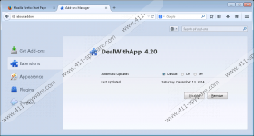 Dealwithapp