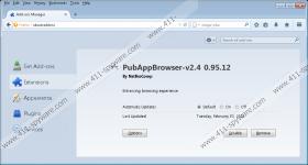 PubAppBrowser