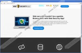 Web Security App