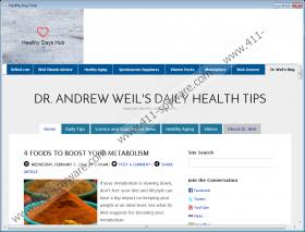 Healthy Days Hub