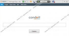 Conduit Toolbar