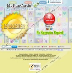 MyFunCards Search