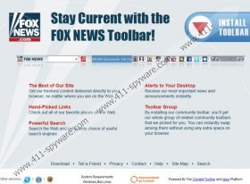 Fox News Toolbar