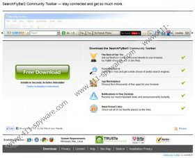 SearchFlyBar2 Toolbar