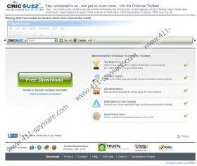 CricBuzz Toolbar