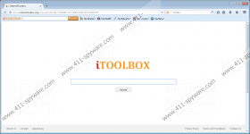 iToolBox Toolbar