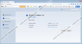 MyStart Toolbar