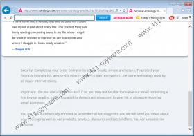 Astrology.com Toolbar