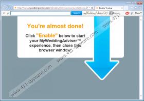 MyWeddingAdviser Toolbar