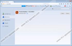 ProductivityBoss Toolbar