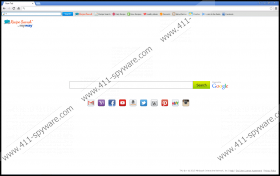 RecipeSearch Toolbar