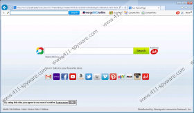 MergeDocsOnline Toolbar