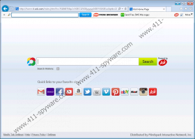 SMSFromBrowser Toolbar