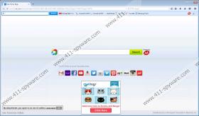 PDFConverterHQ Toolbar