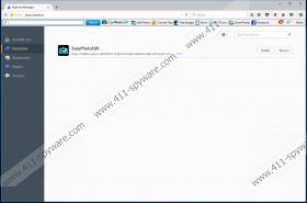 EasyPhotoEdit Toolbar