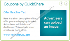 Coupons by QuickShare