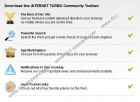 Internet Turbo Toolbar