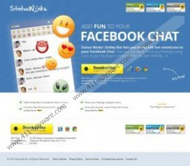 Smiley Bar for Facebook