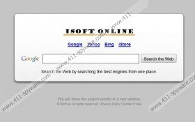 ISoft Online Search