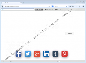 Socialnewpagesearch.com Removal Guide