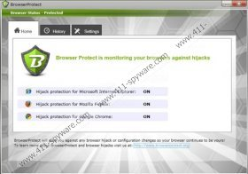 Browser Protect Virus