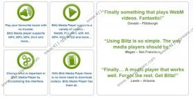 Blitz Media Player