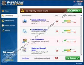 FastAgain PC Booster