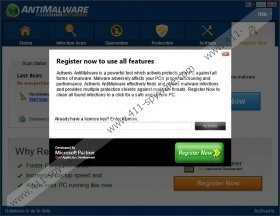 Antimalware Activeris