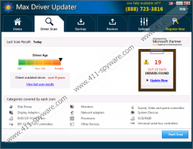 Max Driver Updater