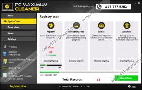 PC Maximum Cleaner