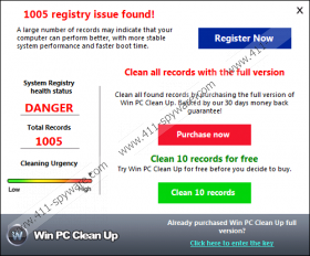 Win PC Clean Up