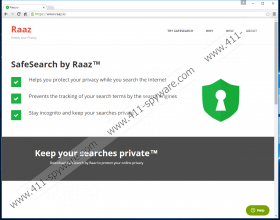 SafeSearch by Raaz