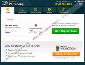 Advanced PC Tuneup