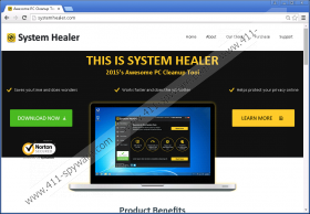 Healer Console