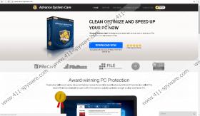 Advance System Care