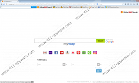OnlineMapSearch Toolbar