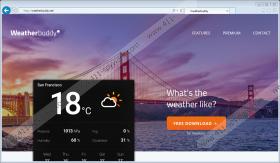 Weatherbuddy Ads