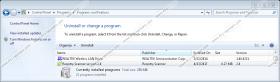 Lishbos Registry Scanner
