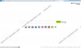 MyFileConvert Toolbar