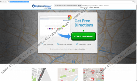 MyTransitMapper Toolbar