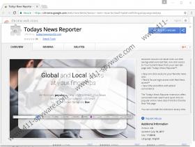 Todays News Reporter