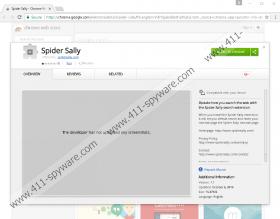 Spider Sally Ads